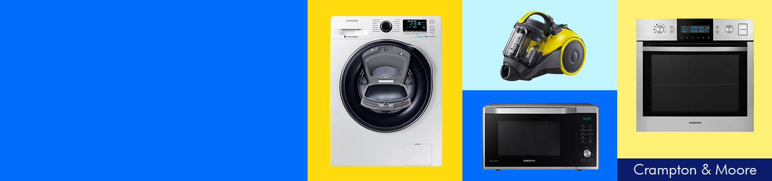 Samsung Appliances from £89
