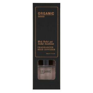 Organic Choice Black Orchid & Smoked Sandalwood Reed Diffuser 50mL