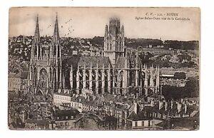 76-CPA-Rouen-Kirche-Sankt-Ouen-ansicht-der-Kathedrale-I-2