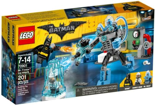 Mr New * Freeze™ Ice Attack LEGO® The Batman Movie 70901