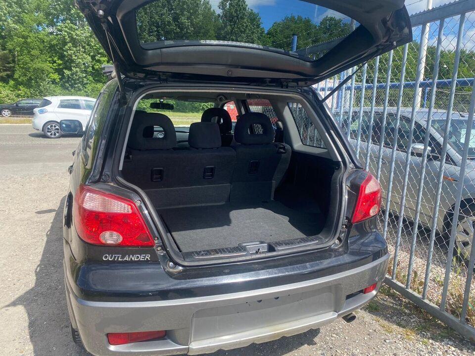 Mitsubishi Outlander 2,0 Invite Benzin modelår 2005 km
