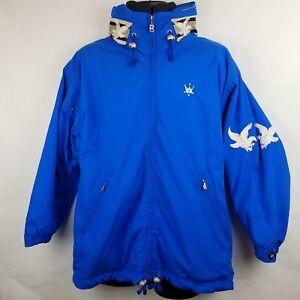 576854eb5a Image is loading Bogner-Embroidered-Womens-Ski-Jacket-Size-12-EUC