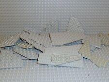 LEGO® 30x Star Wars Platten Flügel grau 10030 10188 10159 Raumschiff R1138
