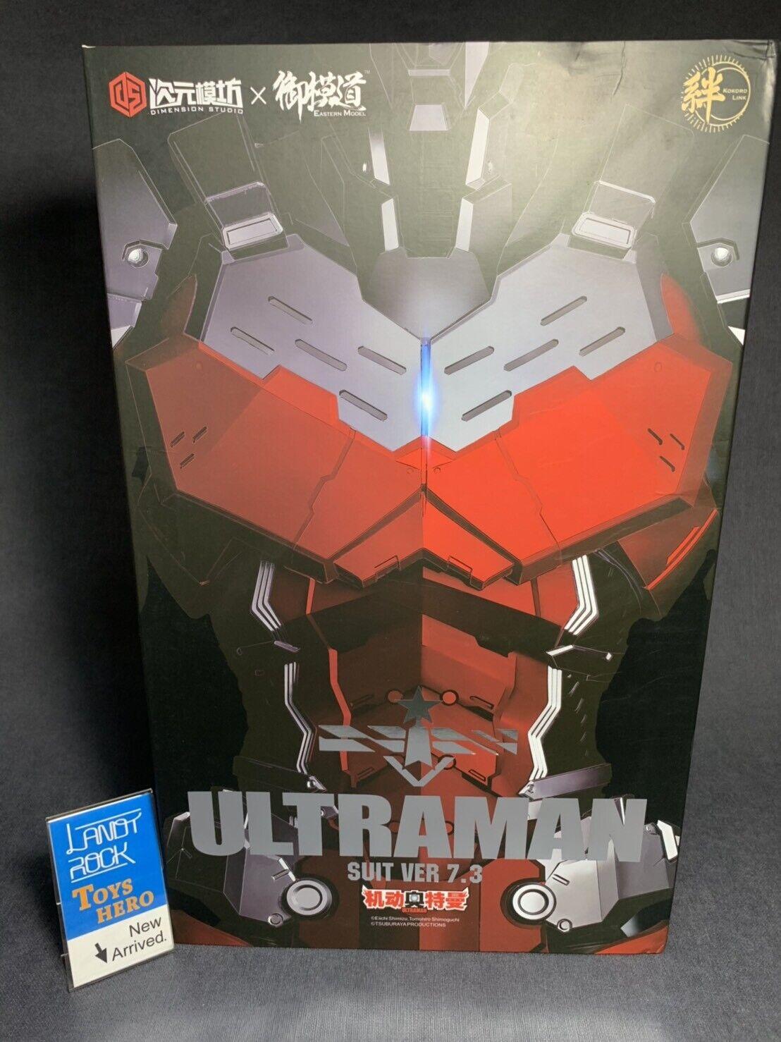 [Toys Hero] Hero] Hero] In Hand X Model Principle 1 6 Ultraman Ultra Seven Suit 7.3 Diecast 36a925