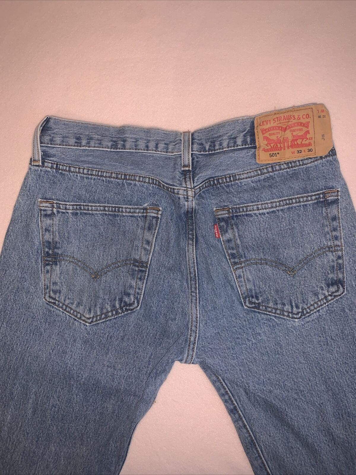 levis 501 made in usa 32x30 - image 1
