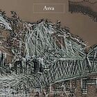 What You Don't Know Is Frontier [Digipak] by Asva (CD, Jun-2008, Southern Music Dist.)