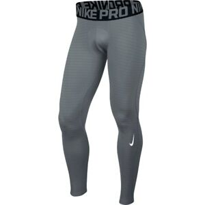more photos a0a89 0d811 Image is loading NIKE-PRO-WARM-MEN-039-S-TRAINING-TIGHTS-