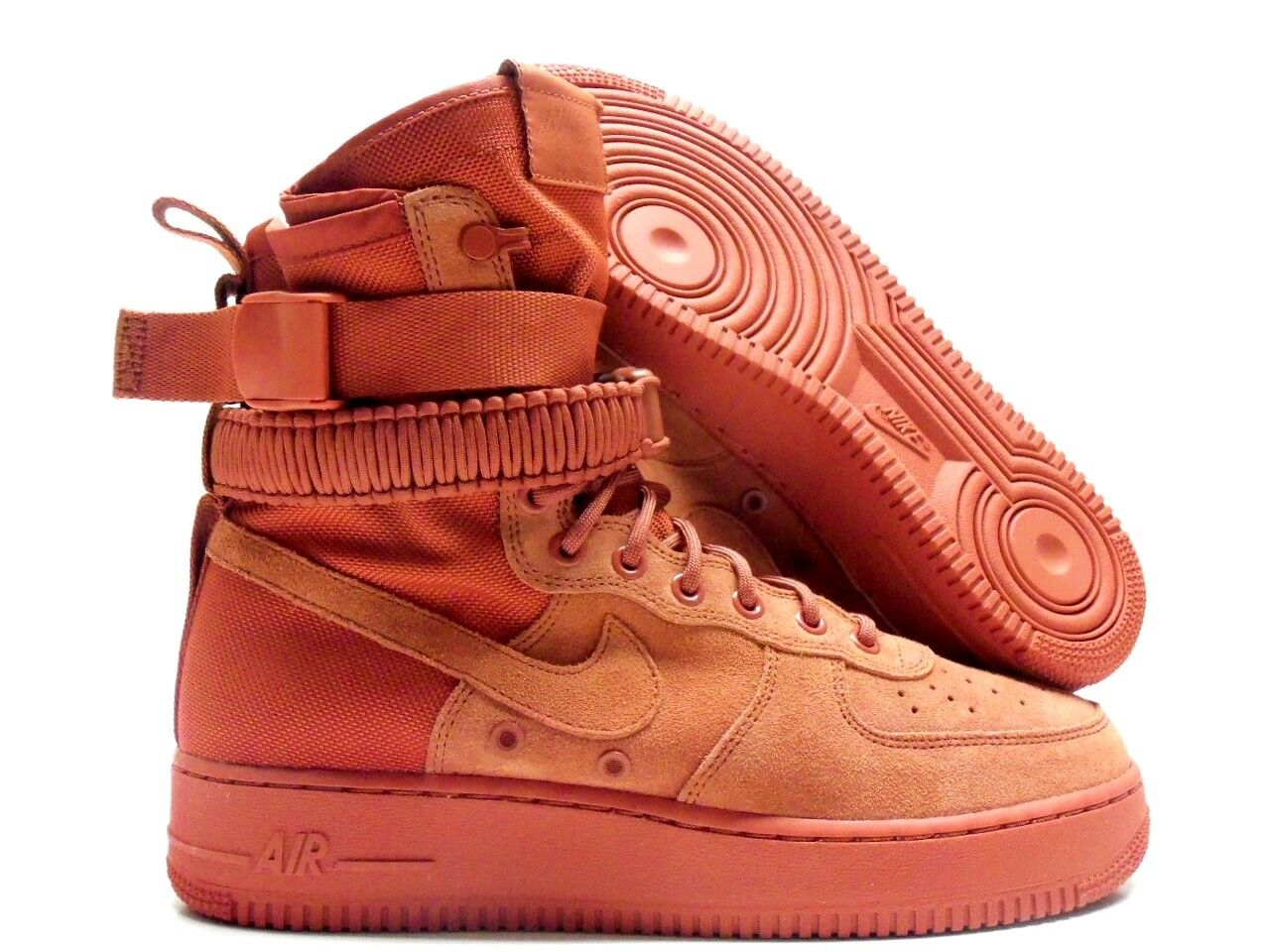 NIKE SF AF1 AIR FORCE 1 SPECIAL FIELD DUSTY PEACH SIZE MEN'S 10 [864024-204]