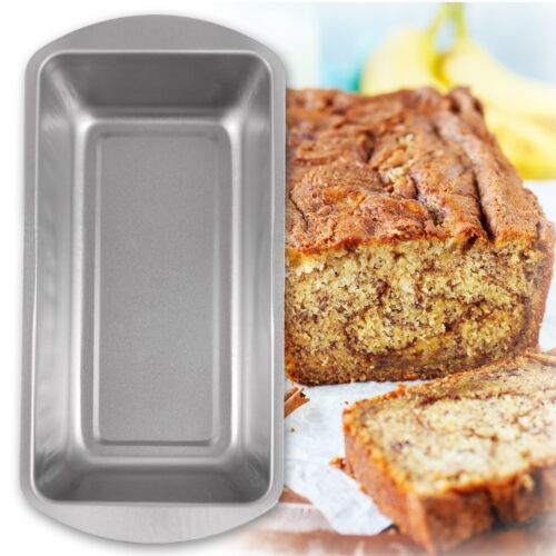 NON-STICK BAKING TIN Cake Bread Loaf Pastry Meat Pie Fruitcake Oven Cooking Tray
