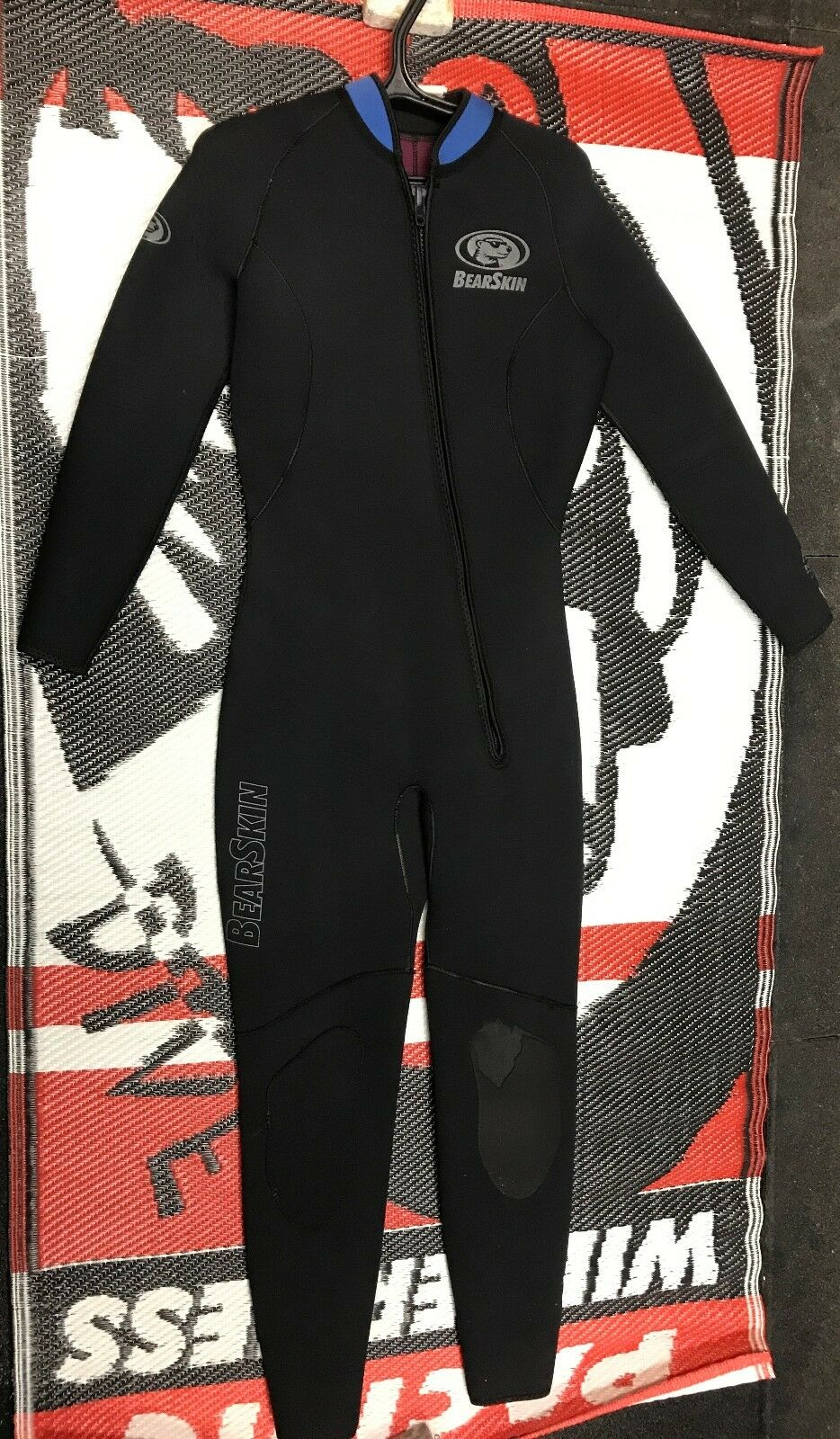 USED Women's Bearskin  6.5 mm Wetsuit  good quality