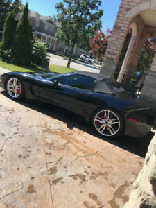 1998 Chevrolet Corvette Convertible Professionally Supercharged