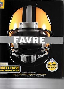 BRETT-FAVRE-GREEN-BAY-PACKERS-DVD-INCLUDED-BONITA-FAVRE-SUPERBOWL-NFL-FOOTBALL