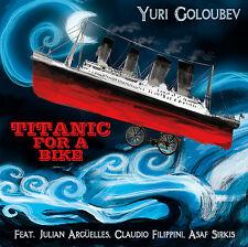 YURI GOLOUBEV «Titanic for a bike» Caligola 2145