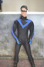 "DC comics MULTIVERSE 12""  CUSTOM NIGHTWING BATMAN action figure"