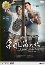 The Teacher's Diary DVD Laila Boonyasak Bie Sukrit Wisetkaew Thai NEW R3 Eng Sub