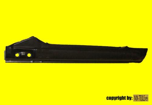 MAZDA MX-5 NA Radlauf Reparaturblech Schwellerblech  Schweller RECHTS Beifahrer