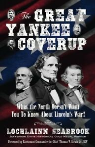 034-The-Great-Yankee-Coverup-034-By-Col-Lochlainn-Seabrook-paperback