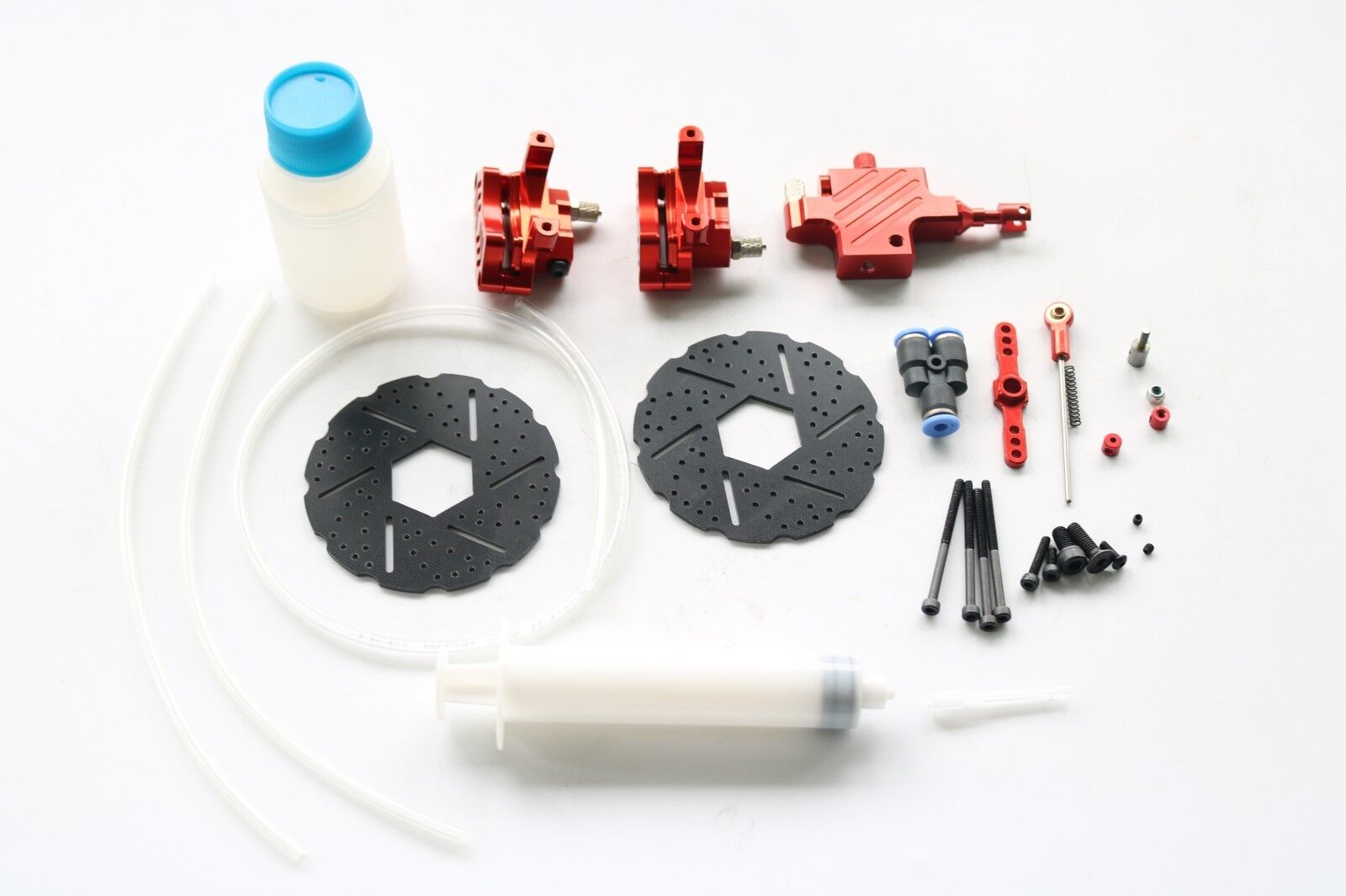 Nuevo sistema de freno hidráulico de rueda delantera Fit 1 5 Hpi Baja 5B ss 5 T Rovan