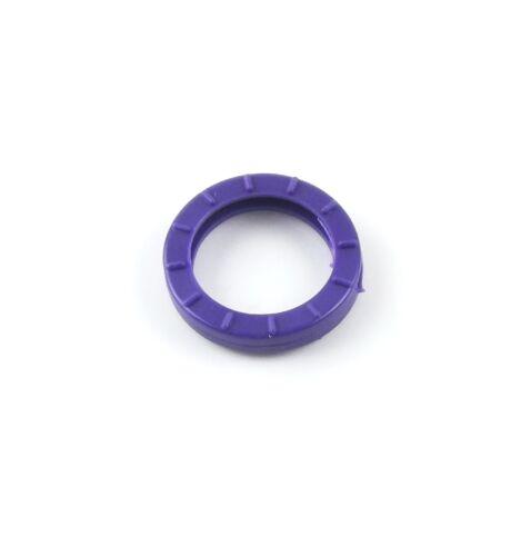 Schlüsselkennringe Schlüsselkennring rund 24mm in 18 verschiedenen Farben