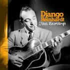First Recordings von Django Reinhardt (2015)