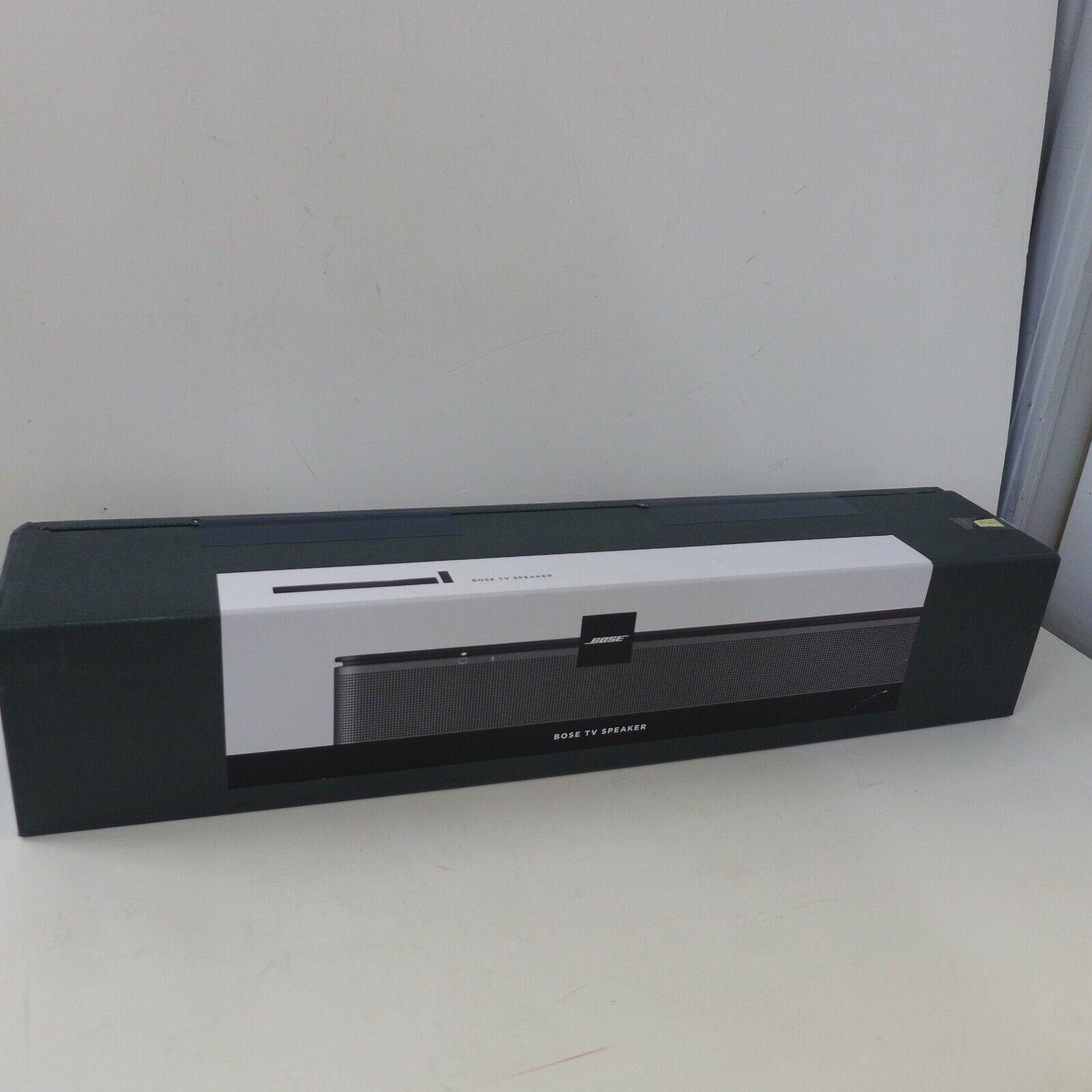 Bose Sound-bar TV Speaker Bluetooth120V 838309-1100 *NEW*. Buy it now for 220.00