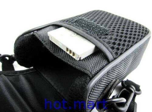 Cámara Caso Bolsa para Panasonic Lumix DMC TZ40 TZ35 TZ30 TZ27 ZS40 ZS35 ZS15 TZ20