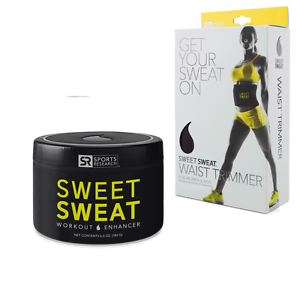 Sports Research SWEET SWEAT 65oz amp WAIST TRIMMER COMBO - <span itemprop=availableAtOrFrom>Pinner, United Kingdom</span> - Returns accepted Most purchases from business sellers are protected by the Consumer Contract Regulations 2013 which give you the right to cancel the purchase within 14 days after the day y - Pinner, United Kingdom