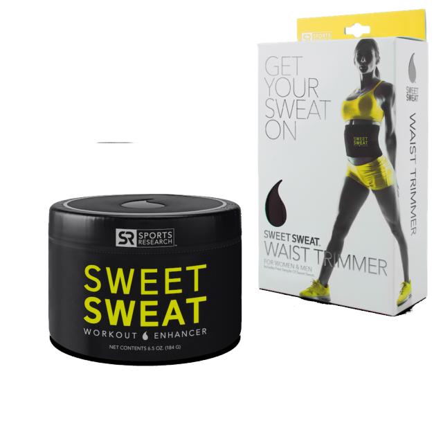 fde028dba6 Sweet Sweat Waist Trimmer Medium   Sweet Sweat Jar Size 6.5-Ounce for unisex