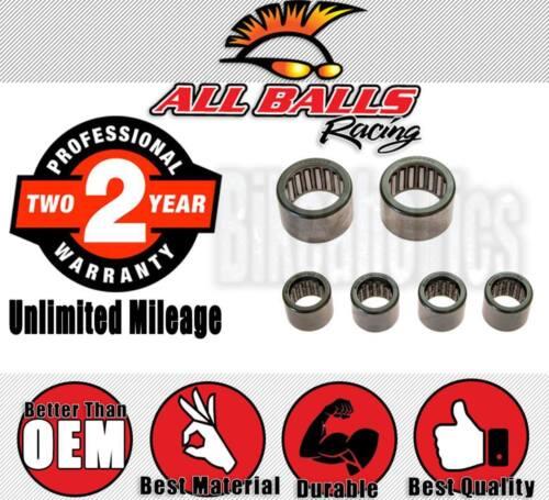 Suzuki GSX-R 750-2004 K4-04 54 re All Balls Racing Swing Arm Bearing Kit