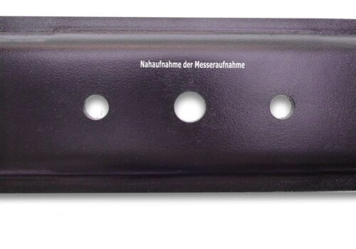 Rasenmähermesser Fleurelle AM 1150 13D1452B619  Bj 2004-2005 je 46,5 cm TOP