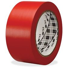 3m General-purpose 764 Color Vinyl Tape - 36 Yd Length - Rubber - 4 Mil -