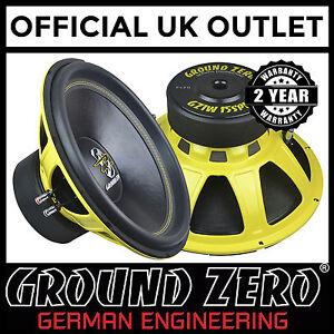Ground-Zero-Iridium-GZIW-15SPL-15-034-Dual-2-Ohm-1200-Watts-SPL-Car-Subwoofer
