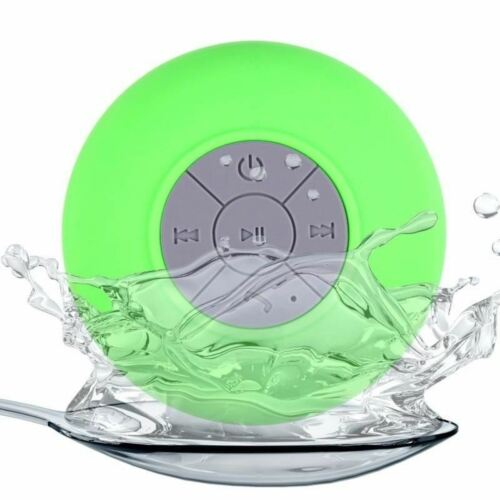 For Showers Bathroom Waterproof Wireless Handsfree Speakers Beach Pool Car