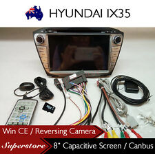 "8"" Car DVD GPS Navigation Head Unit for HYUNDAI IX35 Tucson 2009-2014"