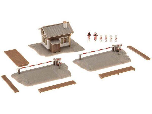 Acheter Pas Cher Faller 282730 Passage à Niveau Kit Z Luxuriant In Design