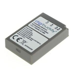 digibuddy-Premium-Akku-fuer-Olympus-Stylus-1-Stylus-1s-BLS-5-BLS-50