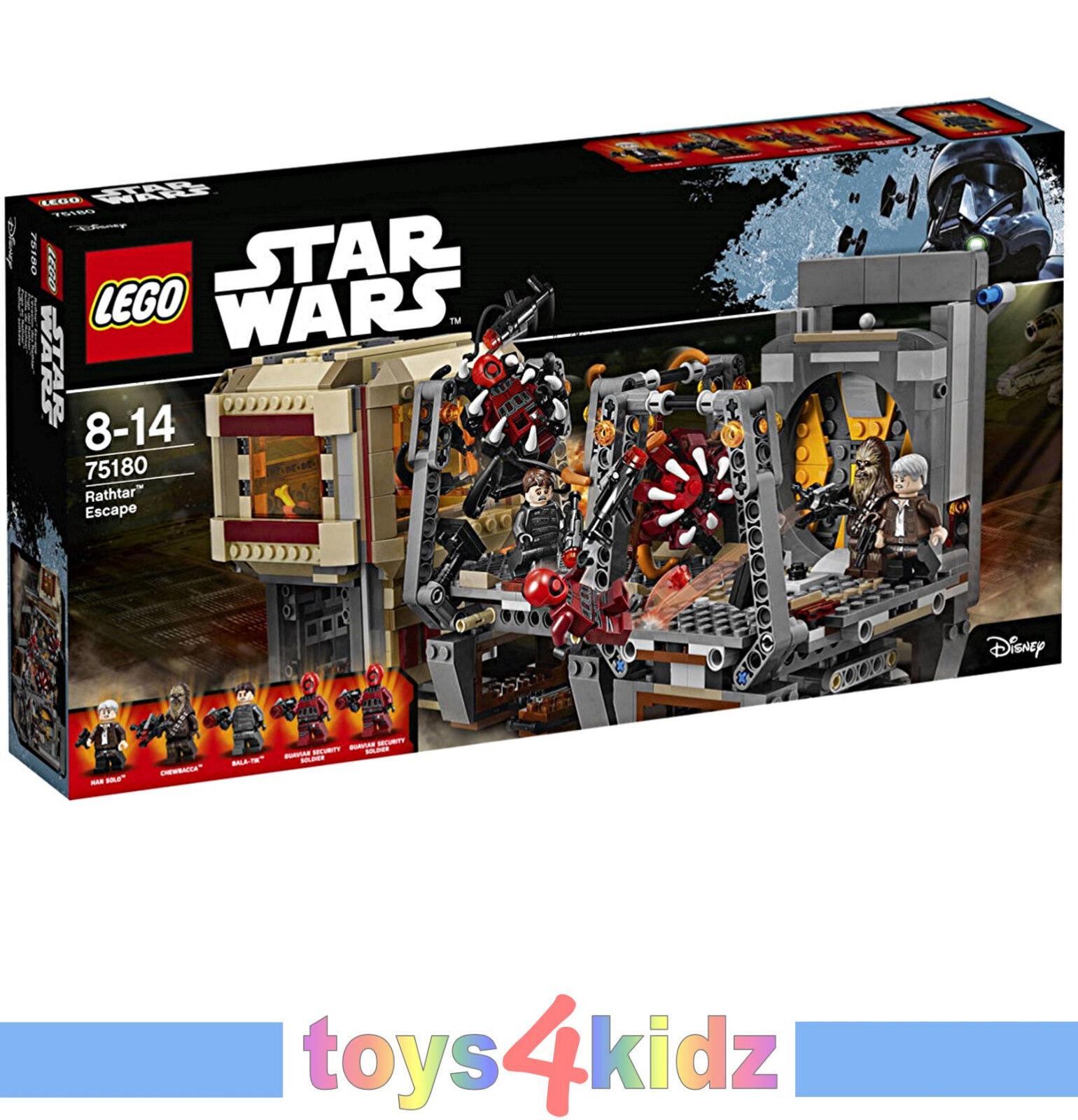 LEGO® STAR WARS™ WARS™ WARS™ 75180 Rathtar™ Escape   NEU   OVP   04cebc