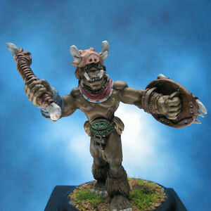 Painted-Ral-Partha-Miniature-Orc-Champion