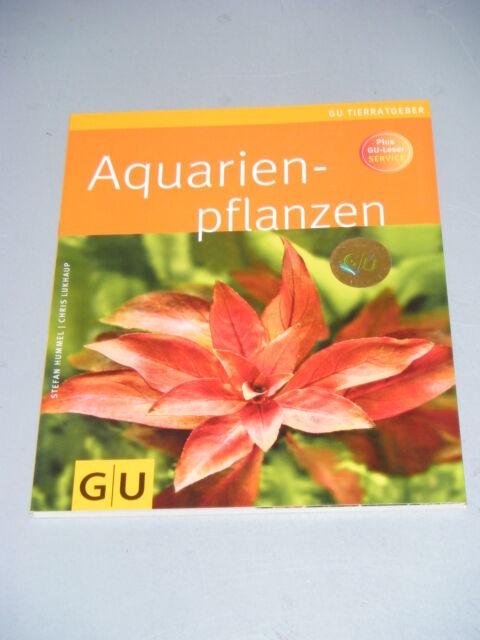 "GU Tierratgeber ""Aquarienpflanzen"""