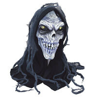 HALLOWEEN RUBBER ADULT MASK FANCY DRESS ALL KINDS HORROR ACCESSORY
