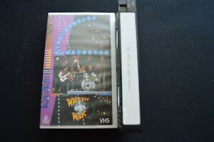 WICKETY-WAK-WAKS-WORKS-RARE-AUTOGRAPHED-AUSTRALIAN-PAL-VHS-VIDEO