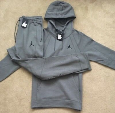 air jordan grey tracksuit Shop Clothing