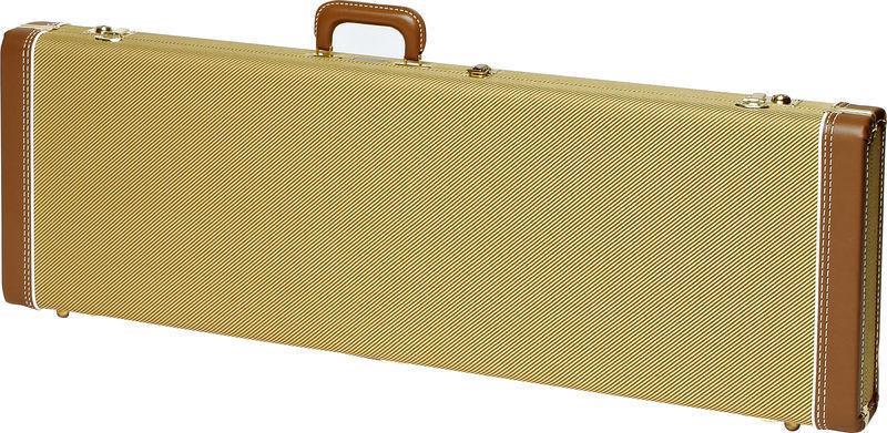 Fender Deluxe Hardshell Case Tweed -