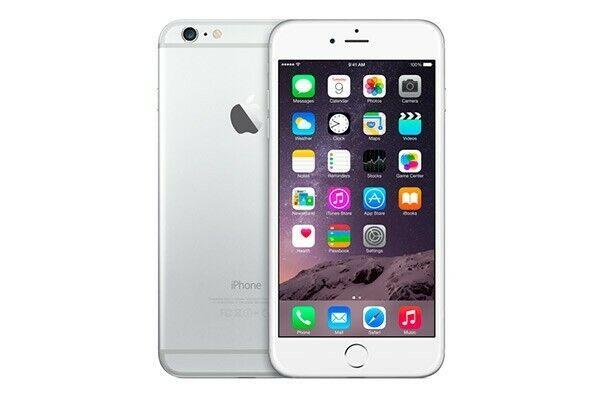 Apple iPhone 6 Plus - 64GB - Silver (Boost Mobile) A1524 (CDMA + GSM)