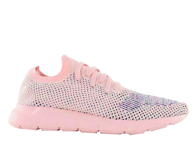 e4dd80c1dbbad ... Ice Pink Women Running Shoes CG4134 UK 6. About this product. Adidas  Originals Swift Run Primeknit Womens Lace Up Trainers Pink CG4134 M7