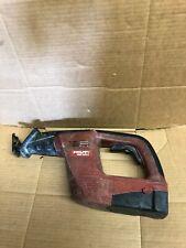 Hilti Wsr 650 A Cordless 24v Reciprocating Saw