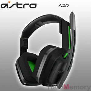 Astro A20 Wireless Rf Gaming Headset Transmitter For Ms Xbox One Pc Green Ebay