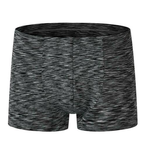 Men/'s Soft Seamless Underwear Boxer Briefs Shorts Knickers Breathable Underpants