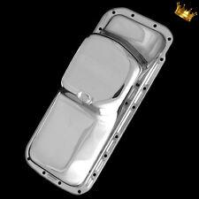 Big Block Mopar Oil Pan Fits 361 383 440 Engines Dodge Plymouth Chrysler Chrome