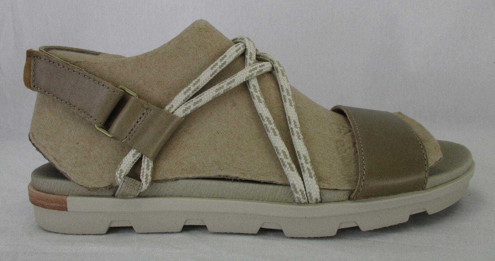 Sorel Donna Torpeda II Sandals 1776241 Sandy Tan Size 8